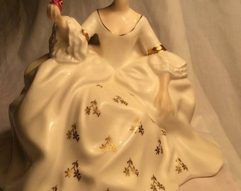 "Royal Doulton ""My Love"" HN 2339"