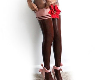 La Creme Stockings