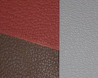 lot of 3 genuine leather coupons
