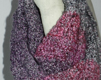 Warm and Thick Infinity Scarf