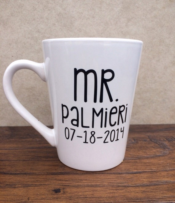 Wedding Gift Mugs Suggestions : mug - gift ideas for him - husband gifts - wedding gifts - coffee mugs ...