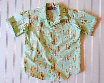The Balestrand Shirt - Size 3T