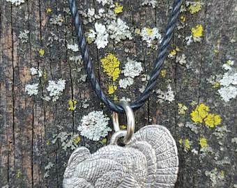 Strutting Turkey Pendant Necklace