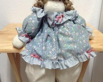 Shelf Sitting Doll
