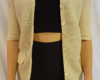 Handmade Collared Sweater