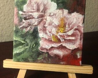 Bloom Mini Painting