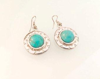 Persian Blue Earrings 4