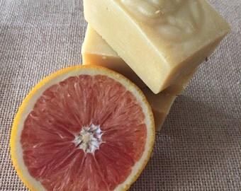 Luxurious Grapefruit Orange