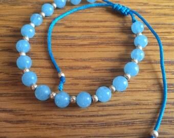 Mala bracelet, Adjustable bracelet