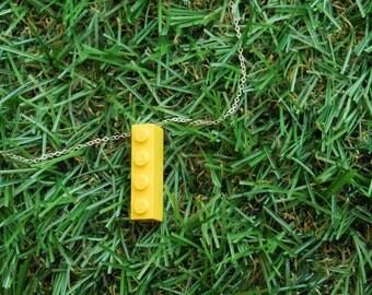 Yellow Brick 1x4
