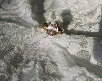 Vintage 14k Lilac Amethyst Ring Sz. 5.75