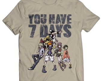 The World Ends With You Men's T-shirt