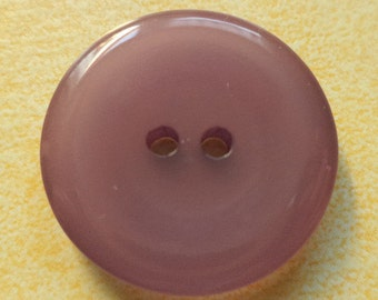 Purple 23mm (1975) button 10 buttons