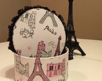 French Eiffel Tower Gift Box