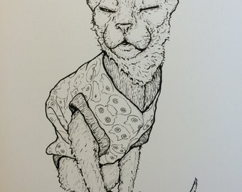 Senor Meow