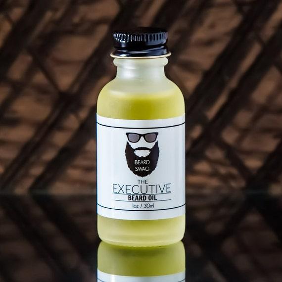 The Executive Beard Oil By Beard Swag