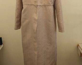 Jacket, floor length, Size 12-14