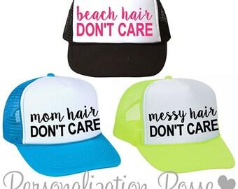 Custom Vinyl Printed Trucker Hat, Custom Trucker Hat, Bridal Party Trucker Hat, Bridesmaid Gift, Funny Hat, Funny Gift, Birthday Party Gift