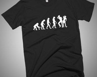 Tap Dance Evolution T-Shirt Gift