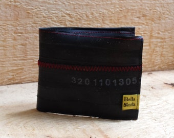 Portfolio of bicycle tire Inner tube * wallet (V211)