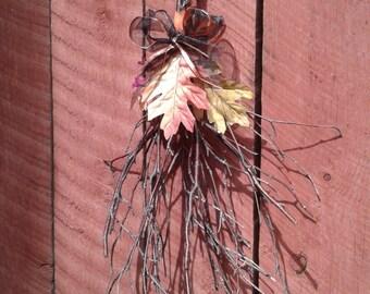 Autumn Cinnamon Broom / Besom