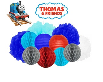 Thomas the Train Party Decoration - Hanging Decoration