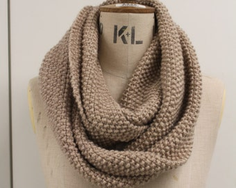 The Simple Snood/Infinity Scarf