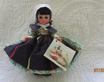 "Madame Alexander 'CANADA' 8"" doll, #560"
