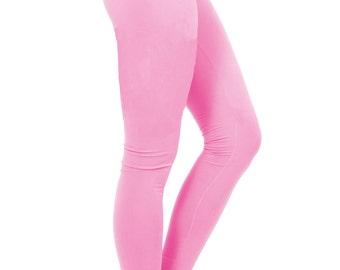 yoga pants women, yoga leggings, yoga clothes, pink pants, pink leggings, petite leggings, plus size leggings, custom yoga leggings