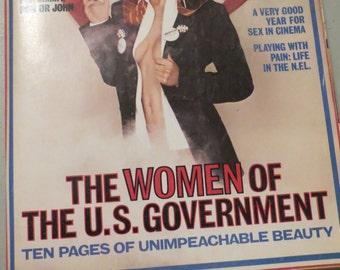 Vintage Playboy November 1980 Magazine
