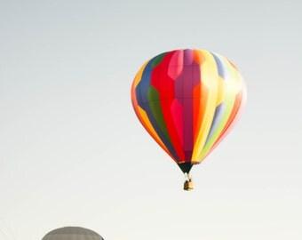 Mountain Hot Air Balloon