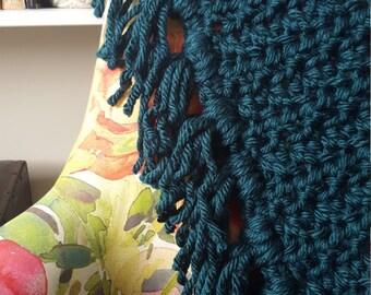 SALE | Crochet Throw | Crochet Blanket | Throw | Blanket | Chunky Crochet Throw | Chunky Crochet Blanket | Crochet Throw Blanket