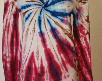Mens Unique Multicolored Batik  114037