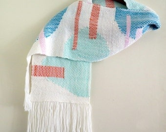 Sticks and Rounds Scarf