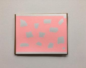 Pink Cajas Card 2012