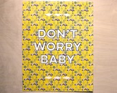 Don't Worry Baby-11 x 14 print