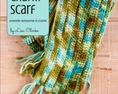 Lucky Charm Scarf Crochet Pattern