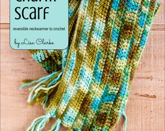 Lucky Charm Scarf Crochet Pattern