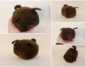 Mini Pug Loaf Brindle