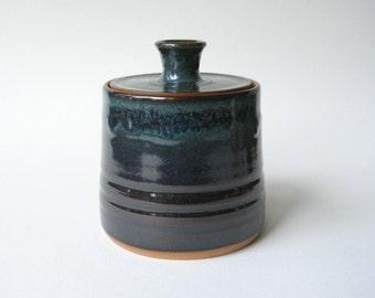 Lidded Jar Brown Sugar Jar