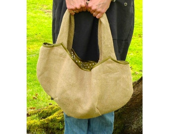 Market shopping bag / downloadable sewing pattern / tutorial/ digitel pattern / PDF / sewing pattern / epattern / by Verity Hope