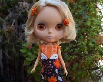 foxfire dress for blythe