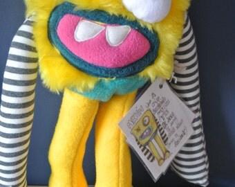 Melvin. The Naughty Monster