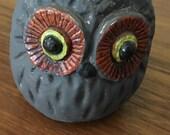 Vintage Sylvia Hood Owlet Original figurine - August Sale