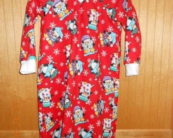 BOYS size 6 nightshirt
