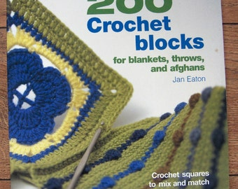 2004 crochet patterns 200 Crochet Blocks