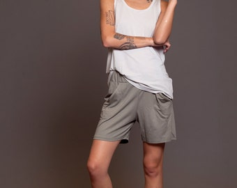 Jersey Loose fit shorts