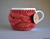 Coffee Cozy, Coffee Sleeve, Coffee Gifts, Tea Cozy, Coffee Mug Cozy, Coffee Cup Cozy, Mug Sweater, Christmas Gifts Under 20 Stocking Stuffer
