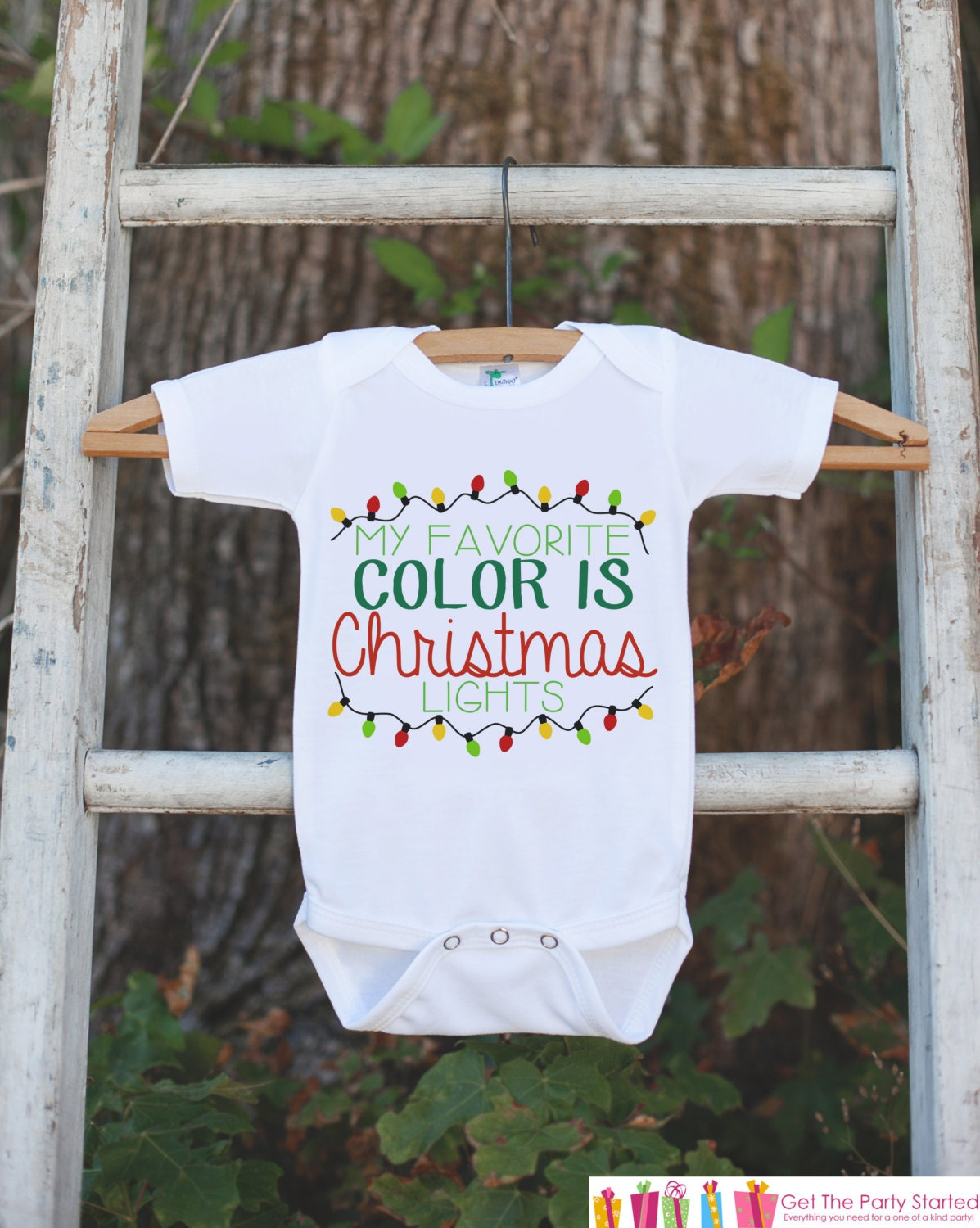 Funny Christmas Shirts - Funny Kids Holiday Outfit - Favorite Color ...