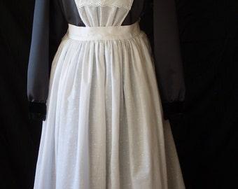 Victorian apron